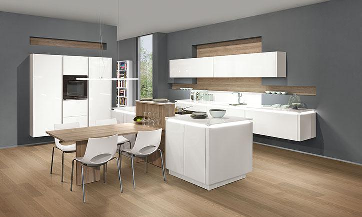 Design Hoogglans Keuken : Keukens keukenwerk leek